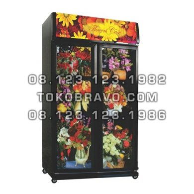 Display Cooler Flower Showcase EXPO-1050F Gea