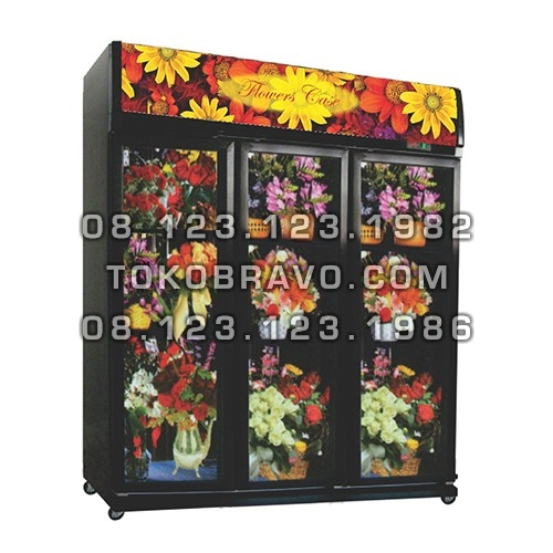 Display Cooler Flower Showcase EXPO-1500F Gea
