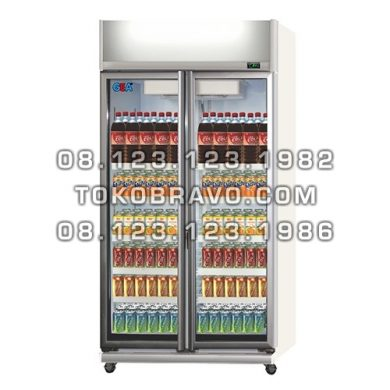 Display Cooler EXPO-800AH/CN Gea
