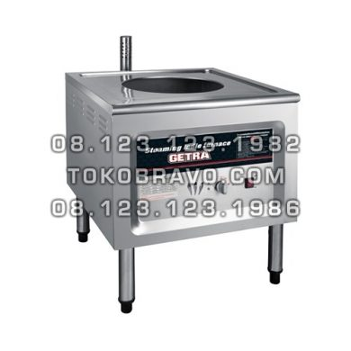 Economic Gas Steamer F001 Getra