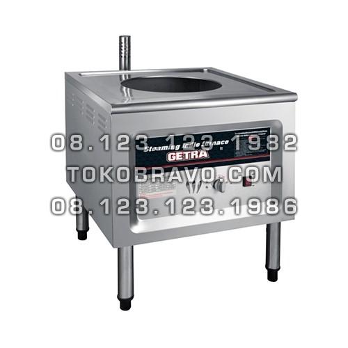 Economic Gas Steamer F001 Getra
