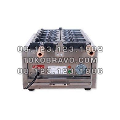 Electric 5 Small Fish Waffle Maker FWB-E1101S Fomac