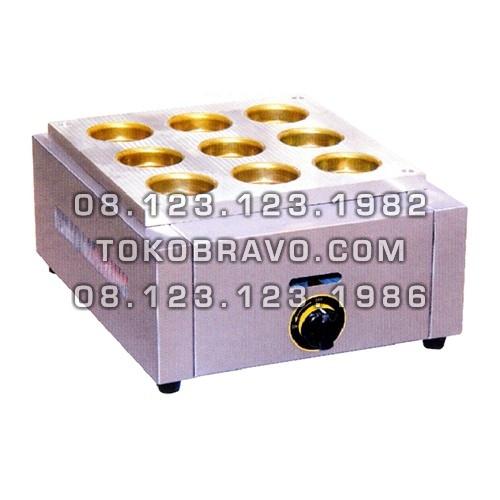 Gas Dorayaki Baker FY-9A Getra