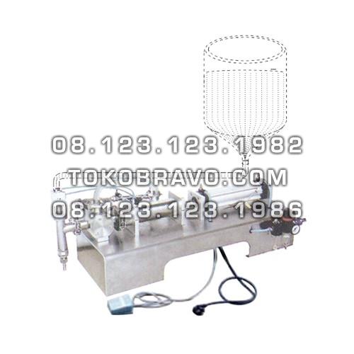 Liquid Filler Portable Semi Auto Single Nozzle GC-A Getra
