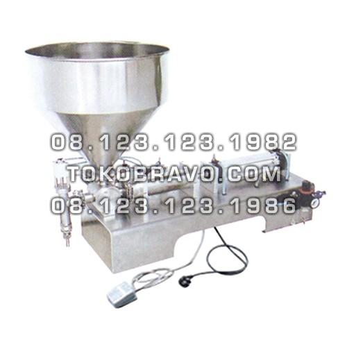 Paste Filler Portable Semi Auto Single Nozzle GCG-A Getra