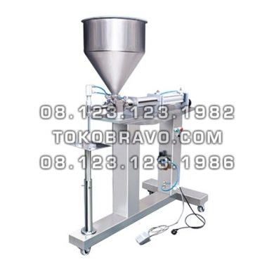 Paste Filler Free Standing Semi Auto Single Nozzle GCG-BL Getra