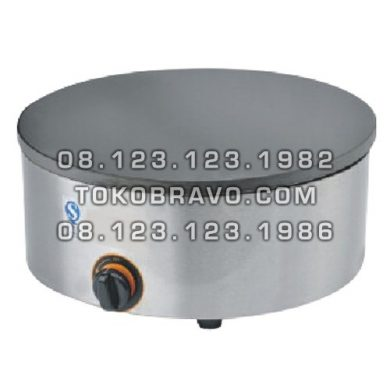 Gas Crepes Baker GCM-410R Getra