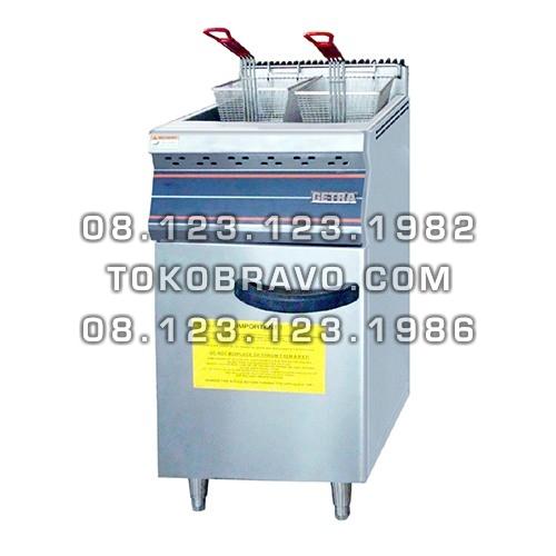 Gas Deep Fryer GF-20-FS Getra