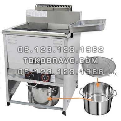 Free Standing Gas Deep Fryer GF-40MP Getra