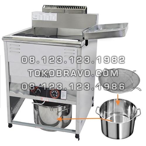 Free Standing Gas Deep Fryer GF-40MP Getra