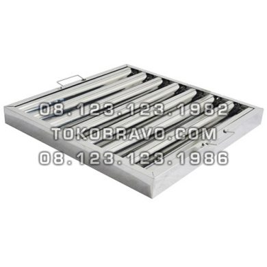 Stainless Steel Baffle Grease Filter GF-500 Getra