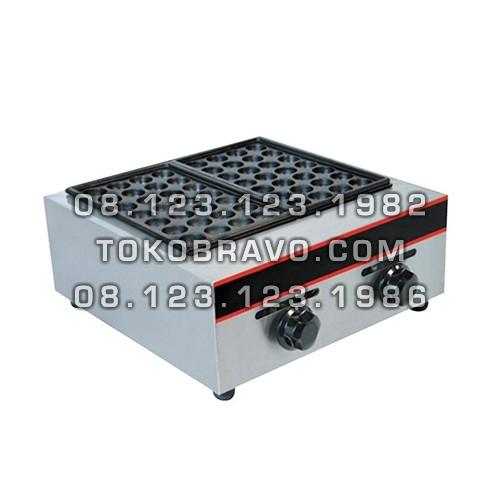 Gas Fish Ball 2 Head Maker GRL-EH777 Fomac