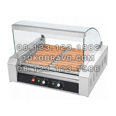 Electric Sausage Roller Grill 5 Roll GRL-ER25 Fomac