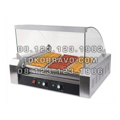 Electric Sausage Roller Grill 7 Roll GRL-ER27 Fomac