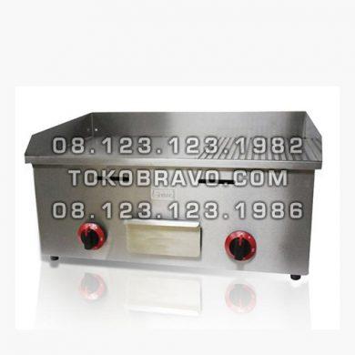 Gas Griddle 1/3 Grooved GRL-G722 Fomac