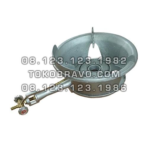 High Pressure Gas Manual Burner GSB-1HP Getra