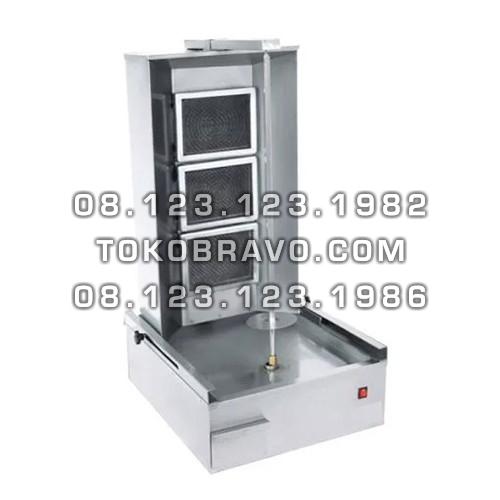 Gas Kebab Vertical Grill GVB-ZDKL Fomac