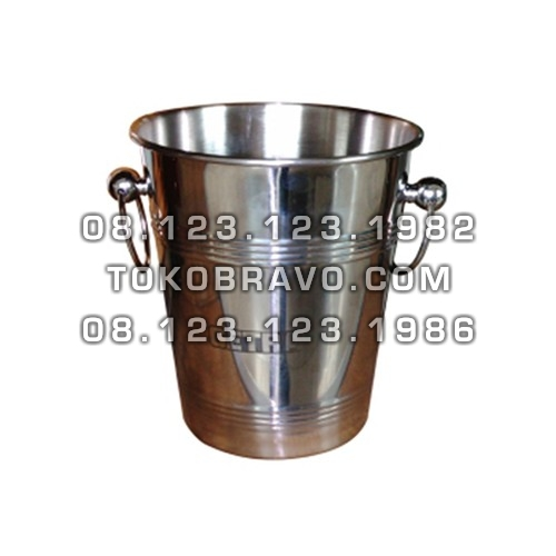 Stainless Steel Wine / Champagne Bucket H0011-2 Getra