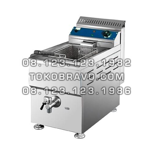 Gas Deep Fryer HGF-779 Getra