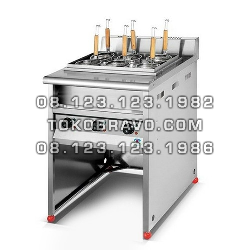 Free Standing Gas Noodle Cooker HGN-748 Getra