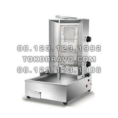 Gas Kebab Grill HGV-790 Getra