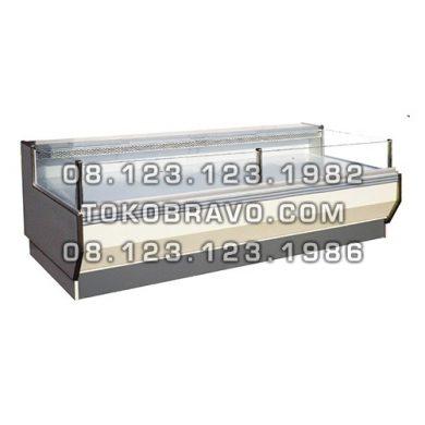 Supermarket Refrigeration Cabinet Hibiscus LS 2500 Gea