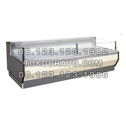 Supermarket Refrigeration Cabinet Hibiscus LS 3750 Gea