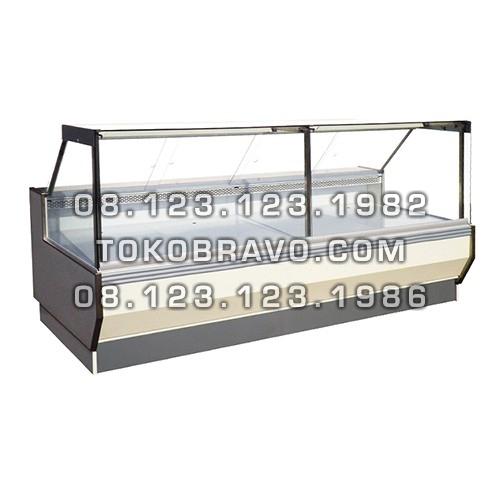 Supermarket Refrigeration Cabinet Hibiscus RCA 3750 Gea