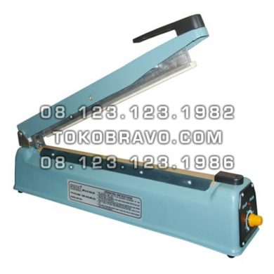 Hand Impulse Sealer Metal Body HIS-400MH Getra