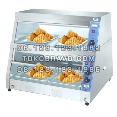 Food Display Warmer HW-2P Getra
