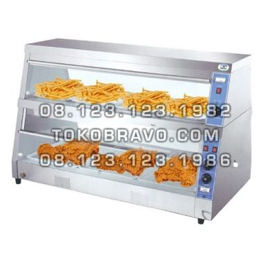 Food Display Warmer HW-3P Getra