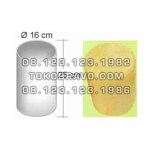 Ice Lolly Round Bin 16x25cm Gea