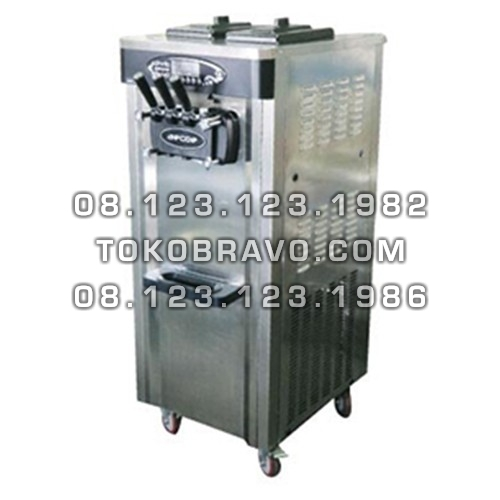 Standing Floor Model Soft Ice Cream ICR-AC-25CB Aecoe