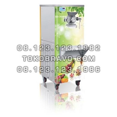 Standing Model Hard Ice Cream Machine ICR-BQ16 Fomac
