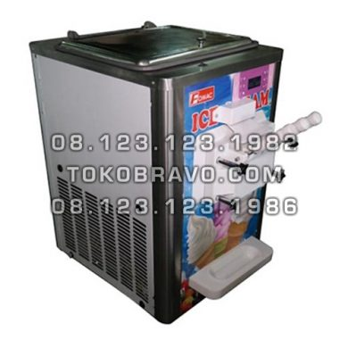 Table Soft Ice Cream Machine with Keep Temperature ICR-BQ316S Fomac