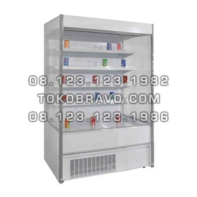 Multideck Opened Chiller Self Contained IRIS-100 Gea