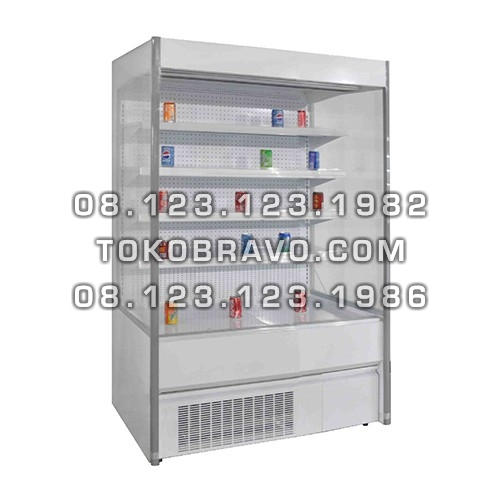 Multideck Opened Chiller Self Contained IRIS-125 Gea