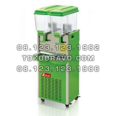 Electric Juice Dispenser Floor Standing JCD-JPC2H Fomac