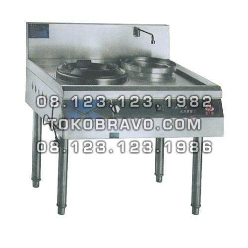Gas Kwali Range KR-11 Getra