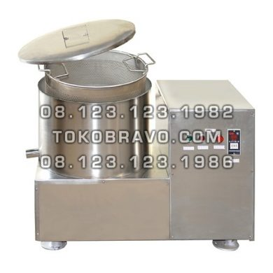 Food Dehydrator Dewater and Deoil Machine KT-40 Getra