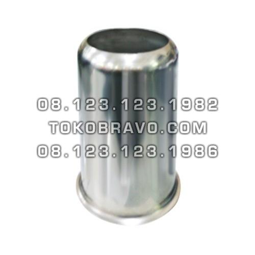 Stainless Steel Pipe Bracket L-44 Getra