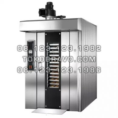 Gas Rotary Oven 16 Trays LJ-16B Getra