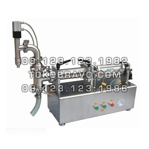 Liquid Piston Filler Machine SS LPF-500T Powerpack