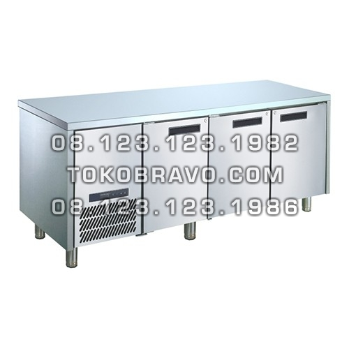 Stainless Steel Under Counter Freezer L-RW6T3HHH Gea
