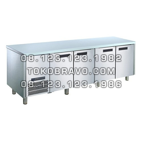 Stainless Steel Under Counter Freezer L-RW6T4HHHH Gea