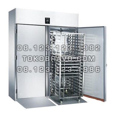 Roll In Stainless Steel Upright Chiller Freezer