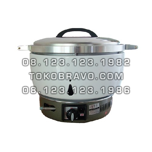 Commercial Gas Rice Cooker MB80R-B Getra