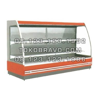 Supermarket Refrigeration Cabinet Mini Magnolia ED 250CM Gea