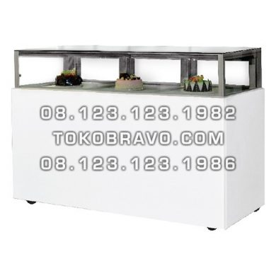 Rectangular Cake Showcase with Drawer MM-860V Gea