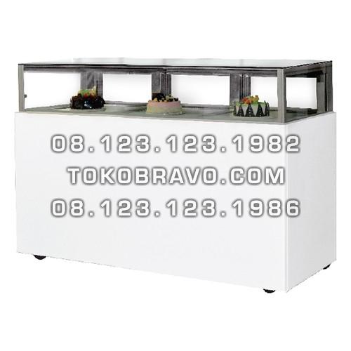 Rectangular Cake Showcase with Drawer MM-860V Gea